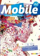 کتاب فرانسه  Mobile 2 niv A2