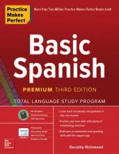 کتاب اسپانیایی Practice Makes Perfect Basic Spanish