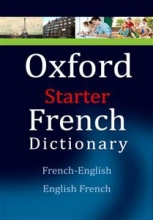 کتاب فرانسه  Oxford starter french dictionary