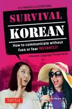 خرید کتاب کره ای Survival Korean Phrasebook and Dictionary