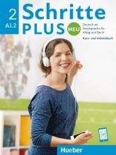 خرید کتاب آلمانی Schritte Plus Neu A1.2