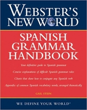 کتاب  اسپانیایی Webster's New World Spanish Grammar Handbook