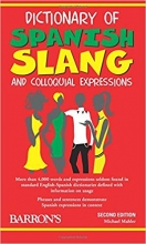 کتاب  اسپانیایی Dictionary of Spanish Slang and Colloquial Expressions