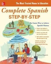 کتاب اسپانیایی Complete Spanish Step by Step