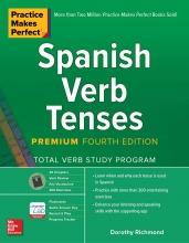 کتاب اسپانیایی Practice Makes Perfect  Spanish Verb Tenses