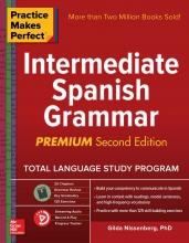 کتاب اسپانیایی Practice Makes Perfect Intermediate Spanish Grammar