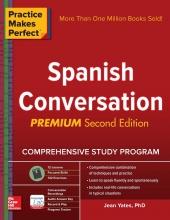 کتاب اسپانیایی Practice Makes Perfect Spanish Conversation