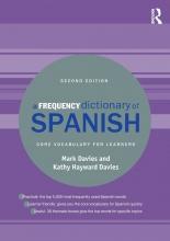 کتاب اسپانیایی A Frequency Dictionary of Spanish Core Vocabulary for Learners