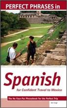 کتاب اسپانیایی Perfect Phrases in Spanish for Confident Travel to Mexico