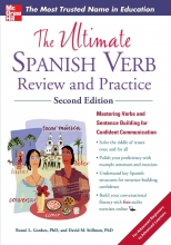 کتاب اسپانیایی The Ultimate Spanish Verb Review and Practice