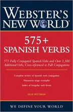 کتاب  اسپانیایی Webster's New World 575 Spanish Verbs