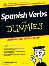 کتاب اسپانیایی Spanish Verbs For Dummies