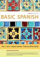 کتاب اسپانیایی  Basic Spanish Enhanced Edition