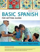 کتاب اسپانیایی Spanish for Getting Along Enhanced Edition