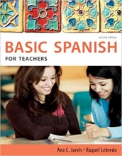 کتاب اسپانیایی Spanish for Teachers Basic Spanish Series