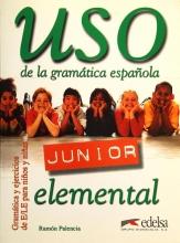 کتاب اسپانیایی Uso junior elemental Libro del. Alumno به همراه راهنما