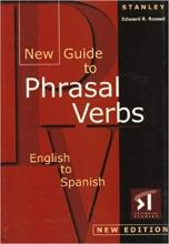 کتاب اسپانیایی New Guide to Phrasal Verbs English to Spanish
