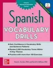 کتاب اسپانیایی Spanish Vocabulary Drills