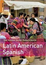 کتاب اسپانیایی The Rough Guide to Latin American Spanish Dictionary Phrasebook