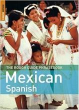 کتاب اسپانیایی The Rough Guide to Mexican Spanish Dictionary Phrasebook 3