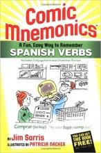 کتاب اسپانیایی Comic Mnemonics   A Fun  Easy Way to Remember Spanish Verbs