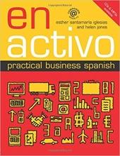 کتاب اسپانیایی En Activo  Practical Business Spanish