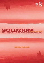 کتاب ایتالیایی  Soluzioni Routledge Concise Grammars