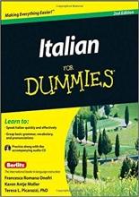 کتاب  ایتالیایی  Italian For Dummies