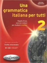 کتاب ایتالیایی Una grammatica italiana per tutti  Una grammatica italiana per tutti 2 (edizione (Italian Edition)