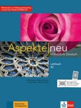 خرید کتاب آلمانی Aspekte neu B2 mittelstufe deutsch lehrbuch + Arbeitsbuch mit audio-cd DVD
