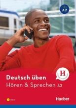 کتاب آلمانی Deutsch Uben : Horen & Sprechen A2 NEU - Buch & CD