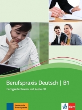 کتاب آلمانی Berufspraxis Deutsch B1