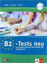 خرید کتاب آلمانی B2-Tests neu + CD