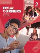 کتاب فور کورنرز ویرایش دوم Four Corners 2 Second Edition