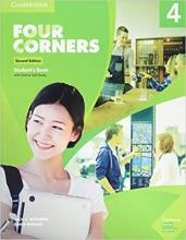 کتاب فور کورنرز ویرایش دوم Four Corners 4 Second Edition