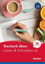 کتاب آلمانی Deutsch uben : Lesen & Schreiben A2 NEU