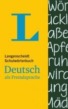 خرید دیکشنری آلمانی به آلمانی Langenscheidt Schulwörterbuch Deutsch als Fremdsprache