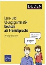 کتاب آلمانی دودن  Duden Ubungsbucher Lern - und Ubungsgrammatik Deutsch als Fremdsprache