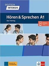 خرید كتاب Deutsch Intensiv - Hören und Sprechen A1