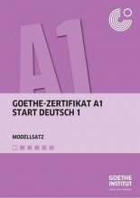 خرید كتاب Goethe Zertifikat A1 Modellsatz