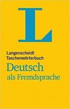 خرید كتاب Langenscheidt Taschenwörterbuch Deutsch als Fremdsprache
