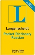 خرید كتاب Russian Langenscheidt Pocket Dictionary