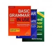 خرید پک سه جلدی گرامر این یوز امریکن Grammar In Use American English