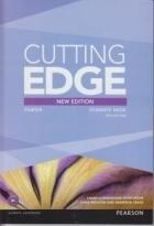 خرید کتاب کاتینگ ادج استارتر (Cutting Edge Third Edition Starter (S.B+W.B+CD