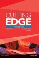 خرید کتاب کاتینگ ادج المنتری (Cutting Edge Third Edition Elementary (S.B+W.B+CD