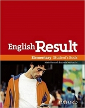 خرید کتاب انگلیش ریزالت English Result Elementary Students & Work & Answer Key&CD+DVD رنگی