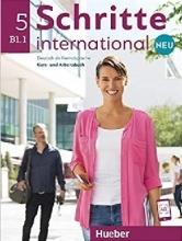 کتاب آلمانی شریته اینترنشنال Schritte International Neu B1.1