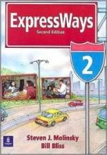خرید کتاب اکسپرس ویز Expressways Book 2 (2nd) SB+WB+CD