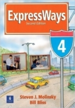 خرید کتاب اکسپرس ویز Expressways Book 4 (2nd) SB+WB+CD