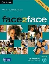 خرید کتاب فیس تو فیس اینترمدیت ویرایش دوم face2face intermediate 2nd s.b+w.b+dvd